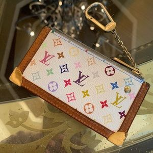 Louis Vuitton X Takashi Murakami Cle